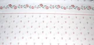 westpoint stevens sheet set 1980s westpoint stevens rose pink floral white twin sheet set