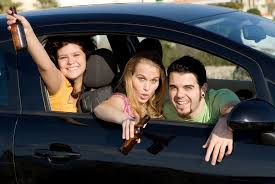 Drinking and driving affected by teens