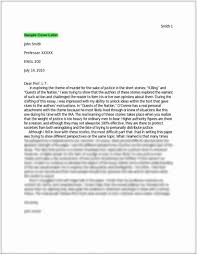 Mla Format Letter Size Jidiletterco