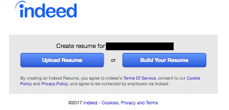 Make A Resume On Indeed How To Post A Resume On Indeed Resumeviking Com