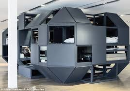 office sleep pods. ready for takeoff the amazing verbandkammer looks like a futuristic spaceship office sleep pods