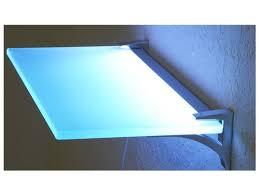 glass shelf lighting. project support glass shelf lighting h