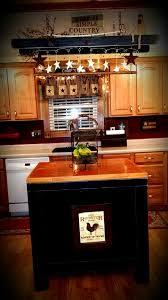 primitive lighting ideas. Fascinating Primitive Kitchen Lighting Ladder Decor Decorations Ideas G