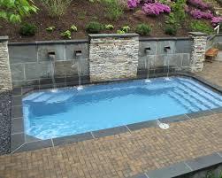 home design fiberglass pool s home swimming small pool s small pools for small yards fiberglass pool retaining