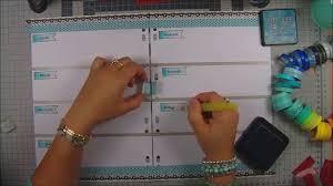 Make An Agenda Make Your Own Plannerfaites Votre Propre Agenda Process 24 YouTube 19