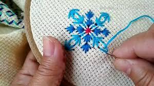 Meti Cloth Designs 148 Easy And Fast Straight Stitch Embroidery On Matty Jute Cloth Hindi Urdu