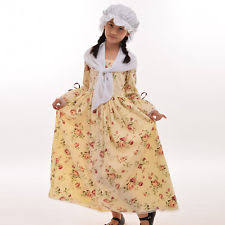 pioneer woman clothing 1800. colonial kids costume civil war reenactment girl\u0027s pioneer dress puritan skirt woman clothing 1800