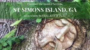 Tide Chart St Simons Island Ga 2016 St Simons Island An Insiders Guide To Stay Eat And Play