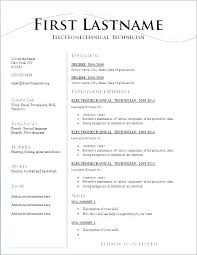 Resume Template Generator Magnificent Resume Template Creator Stanmartin