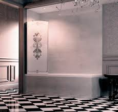 <b>Шторка на ванну Huppe</b> Design victorian DV1401.092.344, цена ...