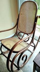 bent wood rocker bentwood rocker bent wood rocker vintage rocking chair bentwood cane mid century antique