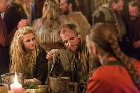 behind the scenes with vikings makeup artist tom mcinerney vikings 4 floki helga party