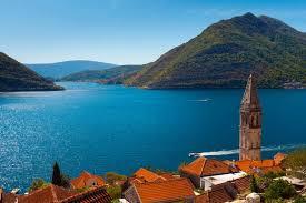 perast bay of kotor unesco world herie site monte europe