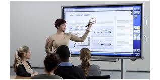 sharp interactive display. lively discussions and paperless meetings in both business education settings, take a look at sharp\u0027s pn-c series interactive display systems. sharp