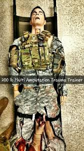 Military Police National Guard Trauma Training Soldier Rescue Amputation Army Police Medic