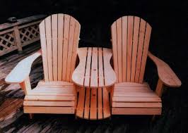 double adirondack chair plans. As A Compliment To The Full Size Adirondack Chair, I Have Designed Settee  Kit Join 2 Chairs Together. This Can Be Accomplished By Building Two New Double Adirondack Chair Plans E