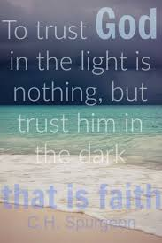 Image result for pictures of biblical trusting God