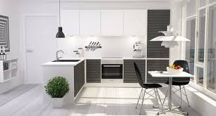 interior design kitchens mesmerizing decorating kitchen: gray and white modern kitchen cabinetry sets added images about mod midcentury kitchen design