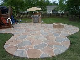 Patio stones design ideas