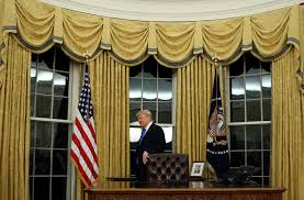 the white house oval office. When Donald Trump Decided To Hang Gold Drapes In The Oval Office Upon Moving White House, Decision Didn\u0027t Come As Too Much Of A Surprise House S