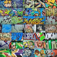street culture wall mural pixers