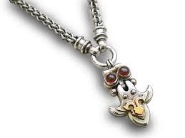 <b>SILVER</b> LINK CHAIN necklace <b>silver</b> chain gold garnet gemstone ...