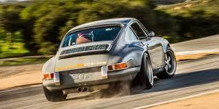 Porsche 911 by singer project collaboration. Exclusive Test Porsche 911 Reimagined By Singer