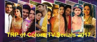 Trp Barc Ratings Of Colors Tv Serials Jan Feb March 2019
