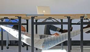 office naps. Embrace Your Inner Slacker And Install This Desk Hammock For Ultimate Office Naps