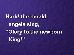 Image result for glory to the newborn king