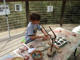 Playing with clay can relieve stress for kids \u2013 Art making ...