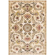 crete rowan ivory 8 ft x 10 ft indoor area rug