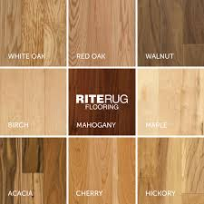 Wood Species Chart Natural Wood Species Chart Identify Your Favorite Look
