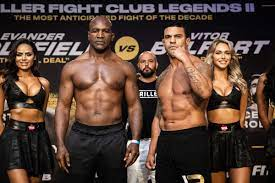 President donald trump took the opportunity to address the main event winner of triller fight club legends ii on saturday. Xvnbiwop4c3 Mm