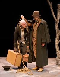 los angeles theater review waiting for godot mark taper forum  waiting for godot by samuel beckett at the mark taper forum alan mandell barry