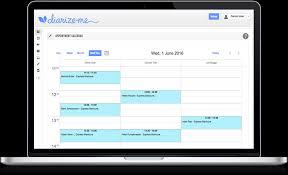 Appointment Calander Appointment Calendar Diarize Me Online Appointment Calendar