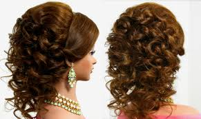 You Tube Hair Style bridal hairstyle updo for long hair tutorial makeup videos 4449 by wearticles.com