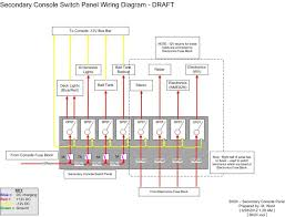 wiring diagram for bep switch panel wiring image finalizing my wiring schematics the hull truth boating and on wiring diagram for bep switch panel