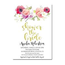 Free Bridal Shower Invite Templates Blank Bridal Shower Invitations Templates Invitation