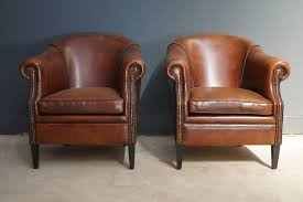 full size of living room furniture hand finished vintage leather club chair with antique brass
