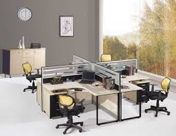work table office. Modern Awesome Glass Work Table On The White Ceramics Floor Can Add Beauty Inside Office