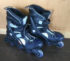 Details About Rollerblades 2xs Inline Adult Skates Size 8