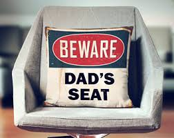 Gifts for Dad | Dad Gifts | Dad Christmas Gift | Dad Pillow | Gift for