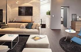 16 White Brick Wall Interior Designs To Enter Elegance In The HomeWhite Brick Wall Living Room