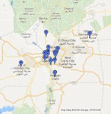 Al-Qahira Al-Kubra and 10th of <b>Ramadan</b> City - Google My Maps