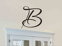 english alphabet nursery wall stickers learn reading cartoon with regard to wall decals letters plan  on adhesive wall art letters with single letter monogram decal wall sticker initial wall decal