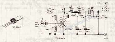 10 meters rf amplifier schematic