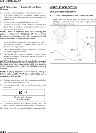 Polaris Lube Specification Chart 2007 Polaris Sportsman 700 800 Efi Service Manual