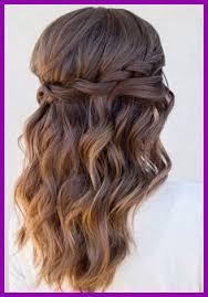 Coiffure De Cheveux Detacher Pour Mariage Et Enfant 24491