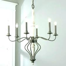 white orb chandelier distressed wood chandelier french distressed white wood orb chandelier